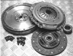 AUDI A4 1.8 TURBO NEW FLYWHEEL, CLUTCH, ALL BOLTS - COMPLETE PACK!!!